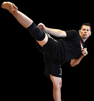Adult Kickboxing