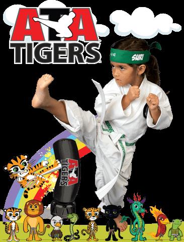 ATA Martial Arts Nebraska ATA Martial Arts - ATA Tigers